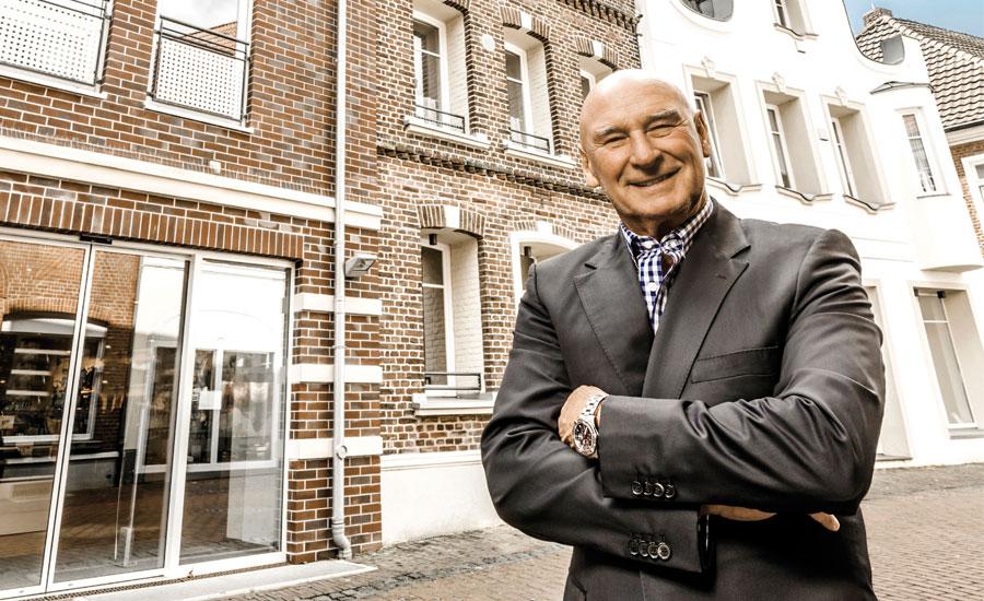 Bauunternehmer mit Herz für Sportler - Marke Niederrhein